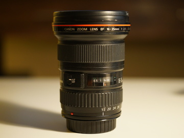 Canon 16-35mm f/2.8 L Series