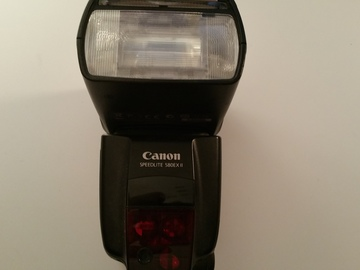 Rent: Canon 16-35 L II 2.8 and Canon 580 EX II Speedlite