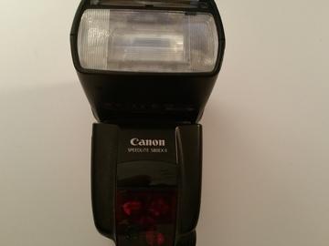 Rent: Canon 16-35 L II 2.8 and Canon 580 EX II Speedlite