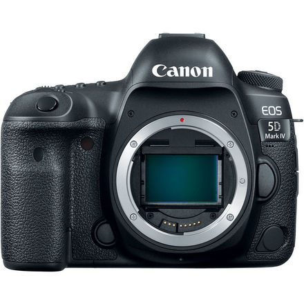 Canon EOS 5D Mark IV  w/Canon Log upgrade