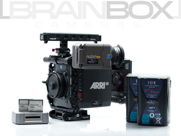 Rent: Arri ALEXA MINI - Basic Package - w/ Full Compliment of AKS
