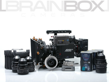 Rent: Arri ALEXA MINI - INDIE Package - w/ AKS + Lens Choices