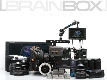 Rent: Arri ALEXA MINI - ULTIMATE Package - w/ AKS + Lens Choices
