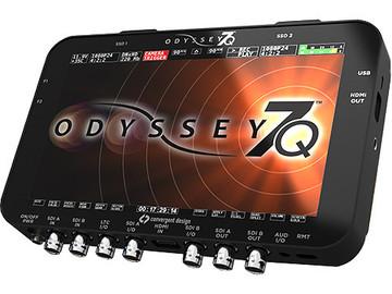 Rent: Convergent Design Odyssey 7Q with RAW Sony NEX-FS700