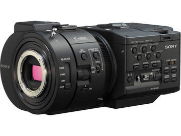 Rent: Sony FS700R with Metabones EF Adapter