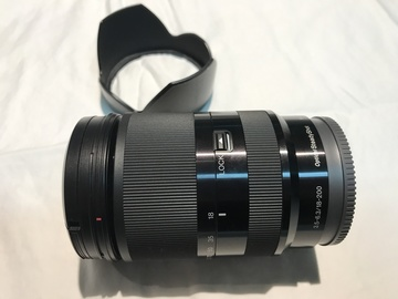 Rent: Sony SEL18200LE E Mount 18-200mm f/3.5-6.3 OSS LE - SEL18200