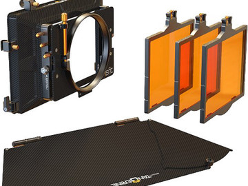 Rent: Bright Tangerine Misfit Mattebox package