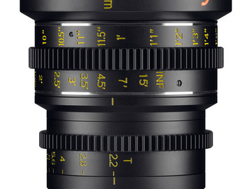Rent: Veydra 25mm for Sony E mount