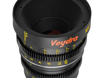 Rent: Veydra 35mm for MFT