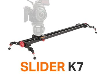 Rent: Konova Portable Slider Dolly K7 80cm ( 31.5 Inch)