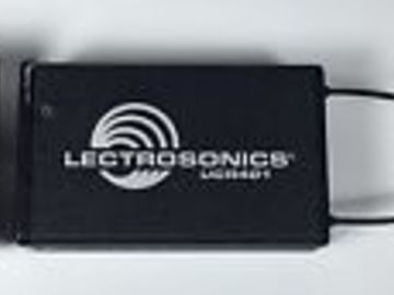 Rent: Lectrosonics Block 21 Pair UM400a / UCR210D