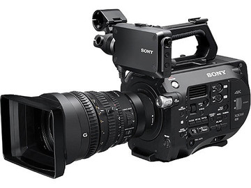 Rent: FS7 with 28-135mm CineServo lens