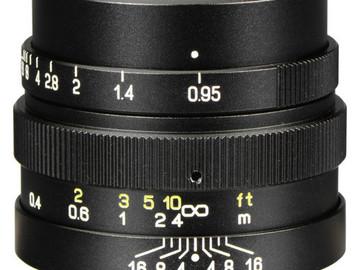 Rent: Mitakon Zhongyi Speedmaster 25mm f/0.95 — Micro Four Thirds