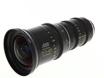 Rent: ARRI ALURA 15.5-45mm T2.8 LDS Zoom