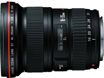 Rent: CANON EF 16 – 35mm 2.8L II USM