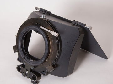 Rent: Cavision MB410H-2A Light Matte Box for 15mm Rods