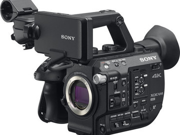 Rent: Sony PXW-FS5 (Body only)