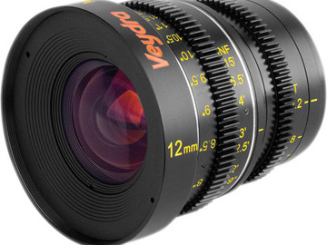 Rent: Veydra M4/3 Mini Prime 12mm T2.2