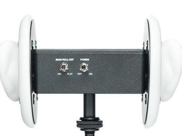 3Dio Free Space Binaural Microphone