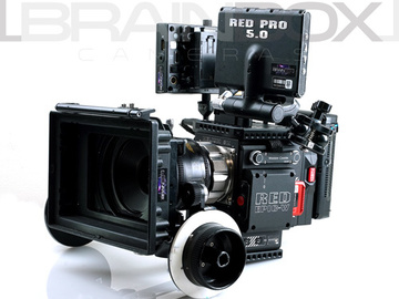 Rent: RED EPIC-W Helium 8K Camera - Full Package w/ AKS + LENS