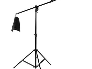 Rent: 3-in-1 Boom stand, Light Stand