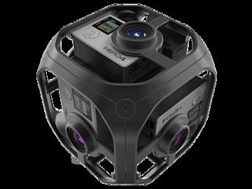 Rent: GoPro Omni VR Rig