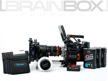 Rent: RED EPIC-W Helium 8K Camera - INDIE Package w/ AKS + LENSES