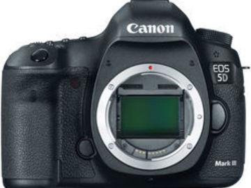 Rent: Canon 5D Mark III Interview Kit