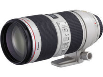 Rent: Canon EF 70-200mm f2.8 Interview Lens