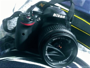 Rent: Nikon D5200 Digital SLR Camera Body ( Black)