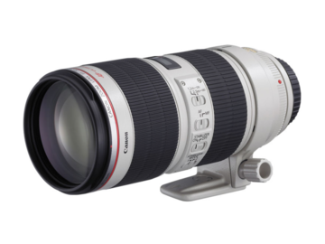 Rent: Canon 70-200mm 2.8 L II