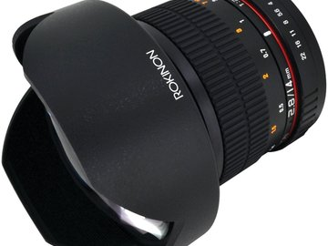 Rent: Rokinon 14mm F/2.8 Ultra Wide Lens