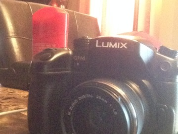 Rent: Panasonic gh4