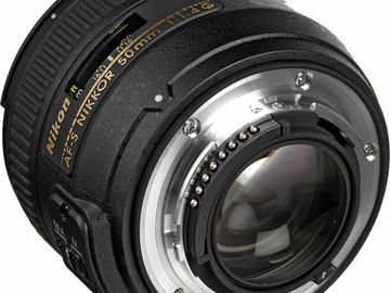 Rent: Nikon 50mm f1.4