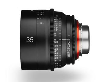 Rent: Rokinon XEEN 35mm T1.5 EF Cinema Prime