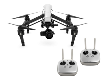 Rent: DJI Inspire 1 With X5Raw and Insured FAA Certified UAS Pilot