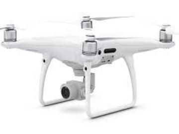 Rent: New DJI Phantom 4 Pro Bundle w/2 Intelligent Batteries