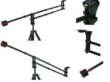 Portable Mini Jib / Crane (for Mirrorless Cameras & DSLRs)