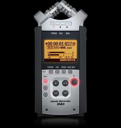 Zoom H4N Handy Recorder