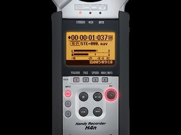 Rent: Zoom H4N Handy Recorder