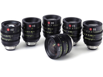 Rent: Leica Summicron-C (6 Lenses)
