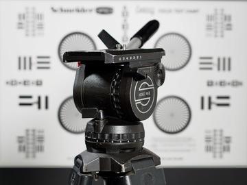 Rent: Sachtler Video 18 II Tripod System (100mm Ball)