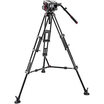 Manfrotto 509HD w/ 545B Tripod Legs
