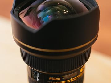 Rent: Nikon AF-S NIKKOR 14-24mm f/2.8G ED Lens