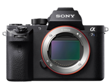 Rent: Sony Alpha A7S ll (body only)