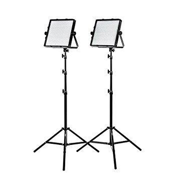 StudioPro LED lights set of 4