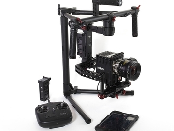 Rent: RONIN 3-axis Gimbal Stabilizer