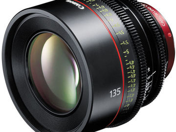 Rent: Canon CN-E 135mm For Jake