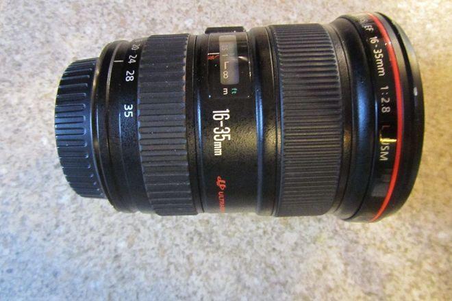 Canon EF 16-35mm f/2.8L Mk I
