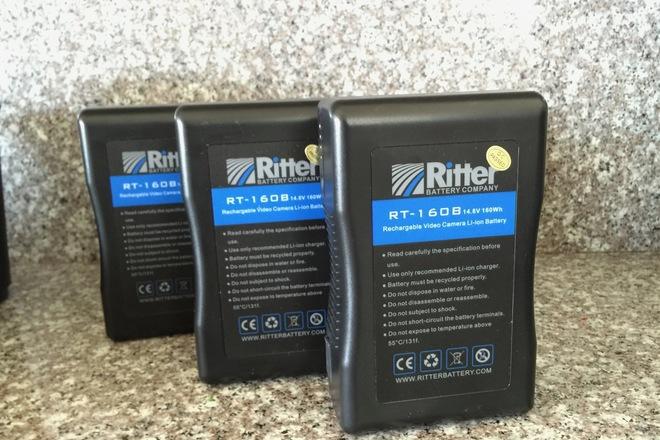 Ritter Brick Batteries